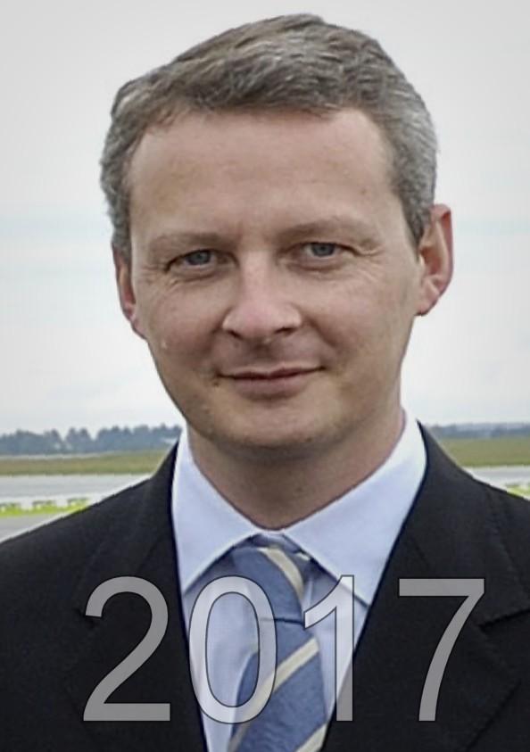 Bruno Le Maire élection presidentielle 2017, candidat