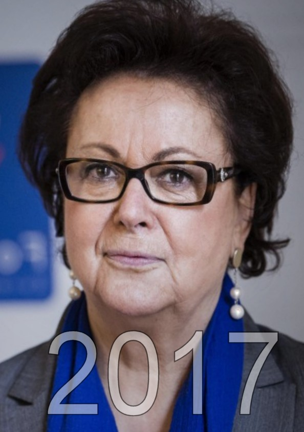 Christine Boutin élection presidentielle 2017, candidat