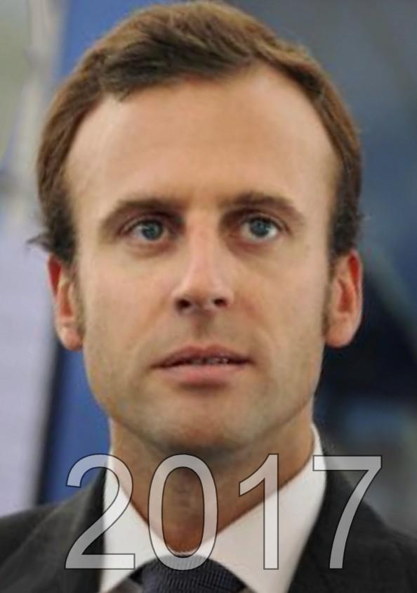 Emmanuel Macron candidat aux éléctions présidentielles de 2017