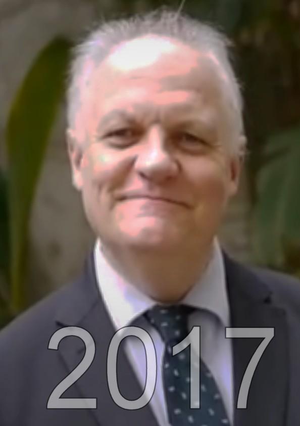 François Asselineau candidat aux éléctions présidentielles de 2017