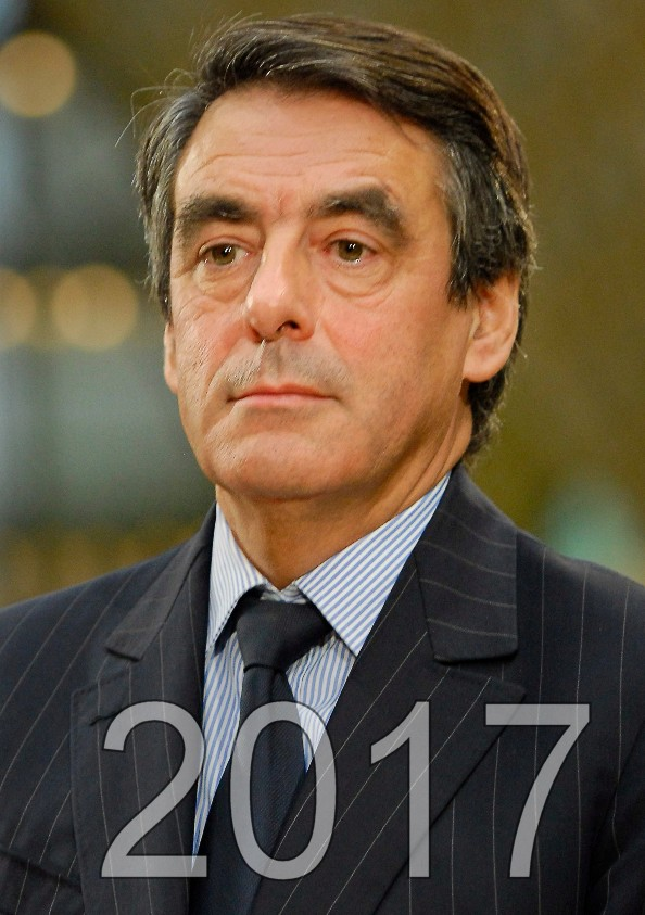 François Fillon élection presidentielle 2017, candidat