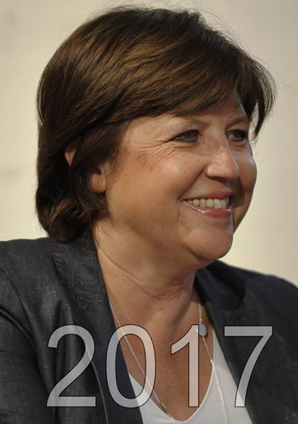 Martine Aubry élection presidentielle 2017, candidat