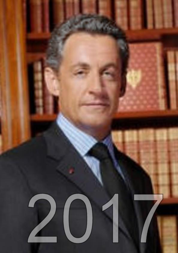 Nicolas Sarkozy candidat aux éléctions présidentielles de 2017