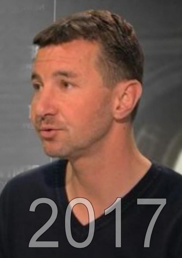 Olivier Besancenot candidat aux éléctions présidentielles de 2017