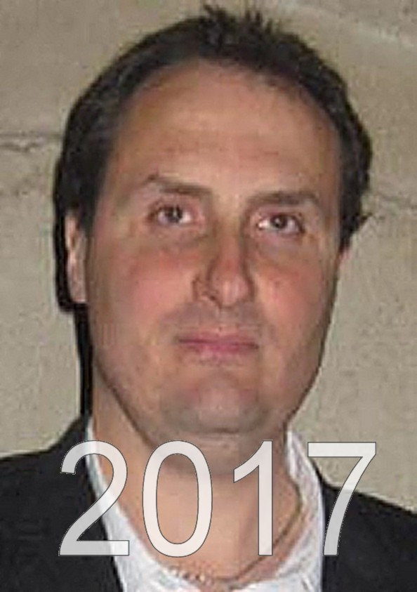 William Rouanet élection presidentielle 2017, candidat